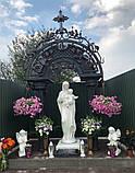Скульптура Богородицы №4 высота 180 см, фото 8
