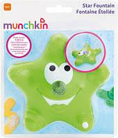 Игрушка для ванны Звёздочка зеленая Munchkin