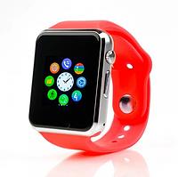 Смарт-часы Smart Watch A1 красные