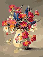 Художественный творческий набор, картина по номерам Летний букет, 30x40 см, «Art Story» (AS0215), фото 1