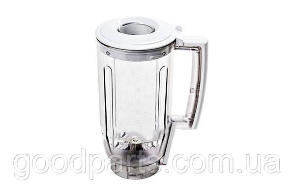 Чаша блендера для кухонного комбайна MUM5 Bosch 1250мл 703198, фото 2