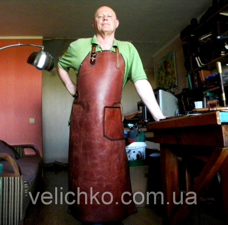 Кожаный фартук бармена