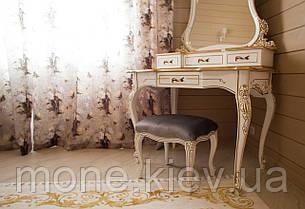 Туалетный стол с зеркалом в стиле барокко №10, фото 2