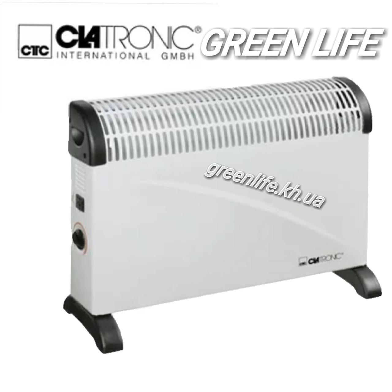 Электрический обогреватель конвекторный ClaTronic 2000 Вт