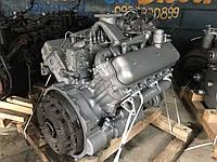 Двигатель ЯМЗ 236М2 в сборе со сцепление на Т-150