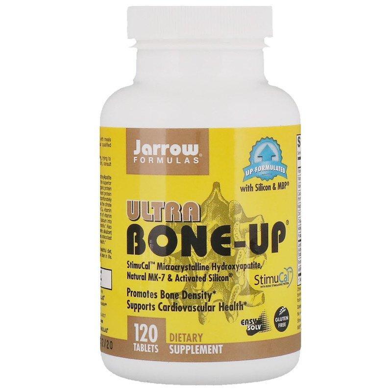 """Комплекс для укрепления и восстановления костей Jarrow Formulas """"Ultra Bone-Up"""" (120 таблеток)"""