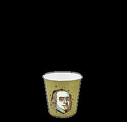 """Стакан бумажный """"ФРАНКЛИН"""" 110мл. 50шт/уп (1ящ/20уп/1000шт)"""