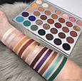 Тени для век Morphe The Jaclyn Hill Eyeshadow Palette (35 оттенков), фото 2