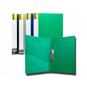 Папка з притиском А4 пластикова Clip В, Format F38202
