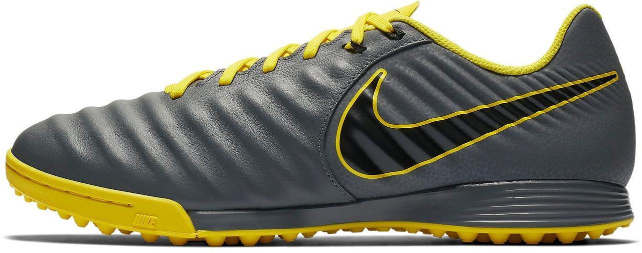 Футбольные сороконожки Nike Tiempo Legend VII TF (AH7243-070)-Оригинал