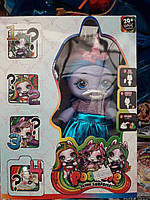 Кукла POOPSIE Пупси слайм с лизуном 1813 , 4 сюрприза в наборе