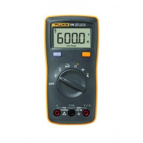 Мультиметр Fluke 106 цифровий, кишеньковий