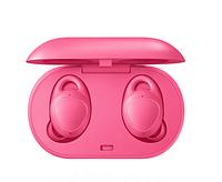 Беспроводные Bluetooth наушники Samsung Gear IconX розовые Копия