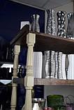 Витринная деревянна полка стеллаж, фото 5