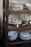 Витринная деревянна полка стеллаж, фото 4