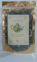 """Чай зеленый с жасмином """"Premium"""" 80 г"""