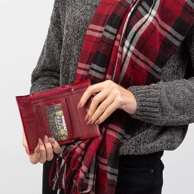 удобный женский кошелек