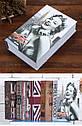 Книга-сейф (18см) Голливуд, фото 3