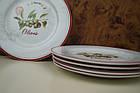 Біла керамічна тарілка, фото 2