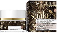 Эвелин Крем концентрат восстанавливающий «Exclusive Snake 60+ », Eveline Cosmetics, 50 мл