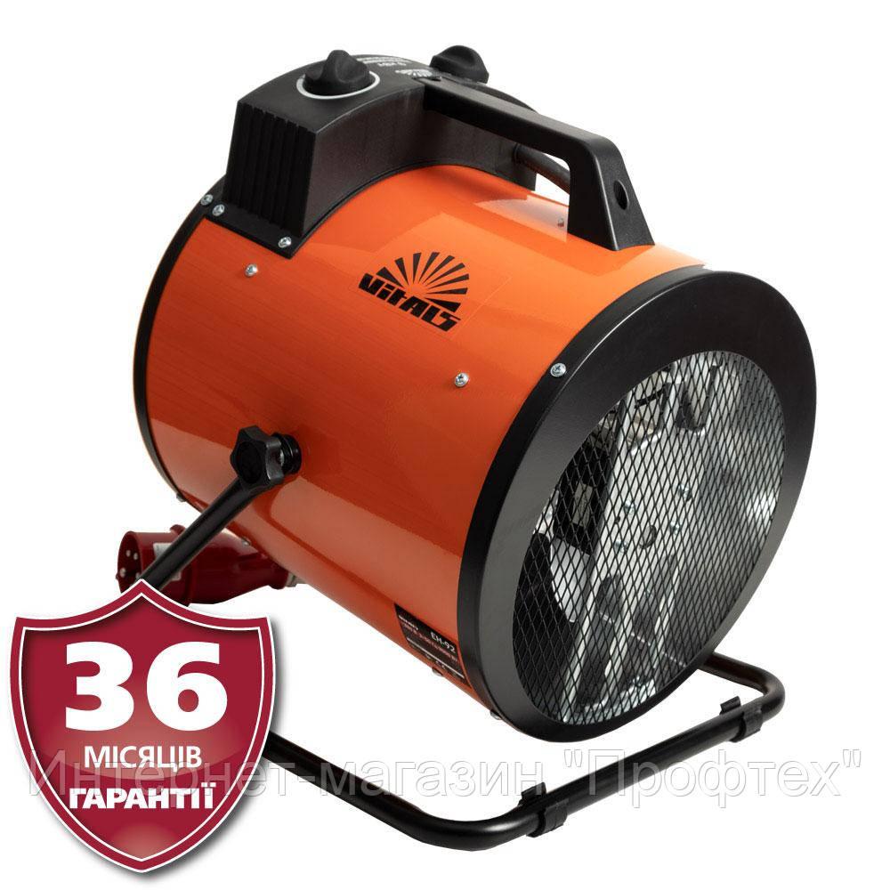 Електричний тепловентилятор VITALS EH-92