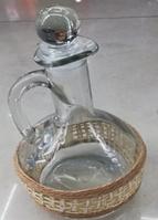 Емкость для масла, уксуса, соусов 350 мл стекло