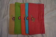 Полотенце Фиалка для лица хлопок