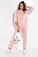 Спорт костюм жен.115R321-3B цвет Персиковый