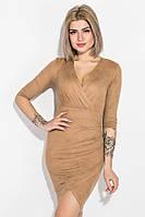 Платье женское 115R309-3 цвет Песочный