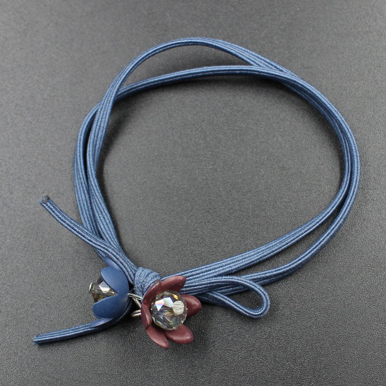 """Резинка детская """"Amal blue Lux"""""""