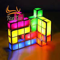 Ночник светильник тетрис для детей Light