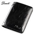Мужской кошелек Dante  черный, фото 2