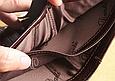 Мужской кошелек Dante  черный, фото 3