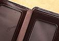 Мужской кошелек Dante  черный, фото 4