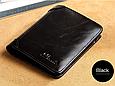 Мужской кошелек Dante  черный, фото 5