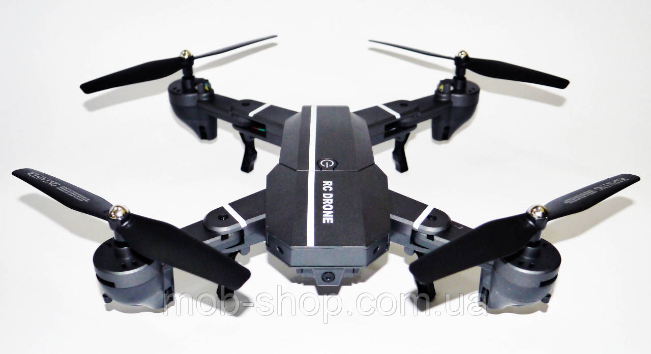 Квадрокоптер 8807 WiFi камера Складной корпус