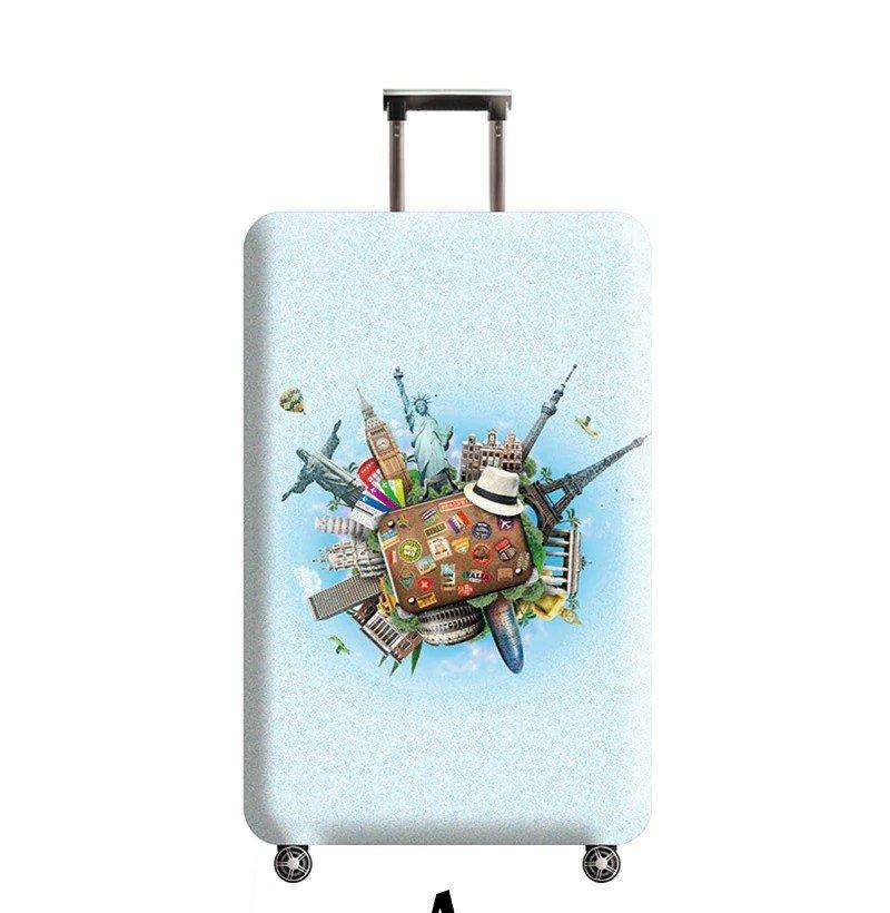 Чохол для валізи Подорож