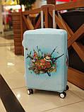 Чохол для валізи Подорож, фото 4