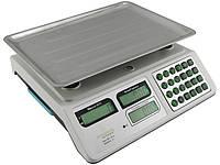 Весы с пластиковыми кнопками Crownberg CB 5006
