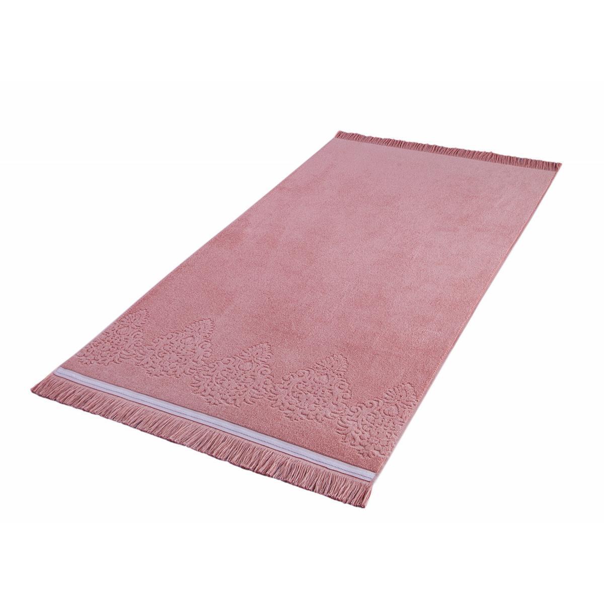Махровое полотенце Arya Жаккард Demor 70х140