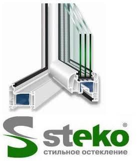 Окна Steko.