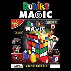 Реквизит для фокусов | Rubik's Cube Amazing Magic Set (With 50 Tricks)