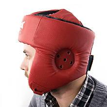 Шлем каратэ из кожвинила Boxer M (bx-0070-1)