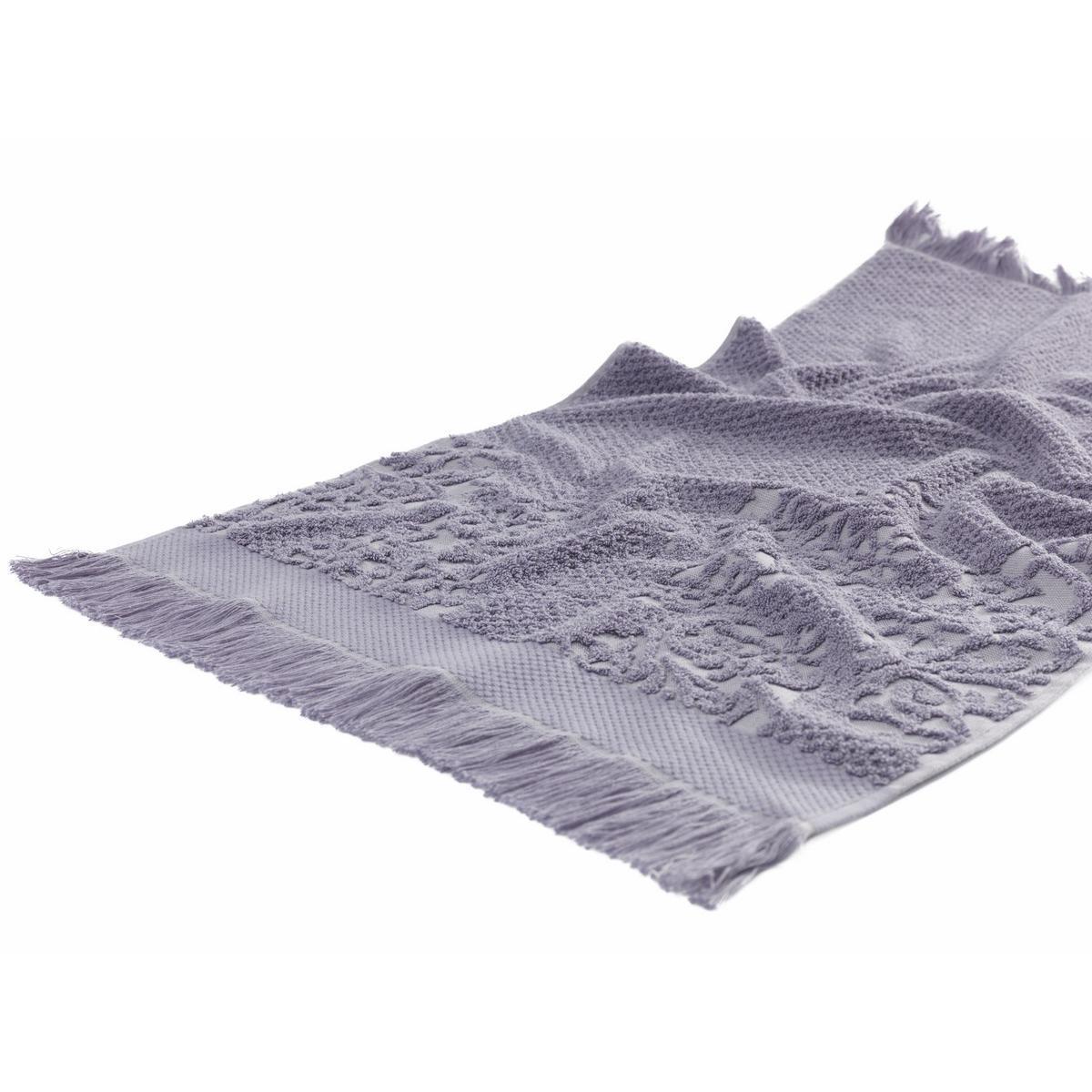 Махровое полотенце Arya Жаккард Faralya 50х90 см. (TR1004897)
