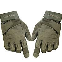 Тактические перчатки Blackhawk хаки