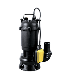 Дренажно-фекальный насос Rudes DRF750F с поплавком