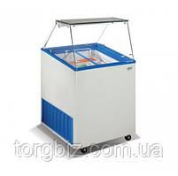 Витрина для мягкого мороженого Crystal VENUS VITRINE 16