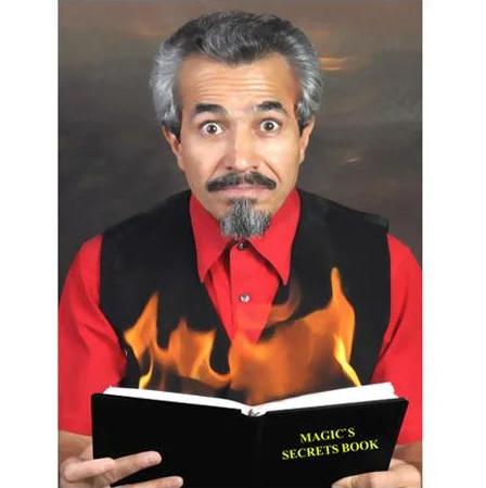 Реквізит для фокусів   Dove And Fire Book by Magic Tora