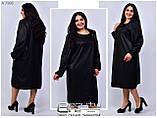 Стильное платье     (размеры 62-72) 0223-03, фото 2