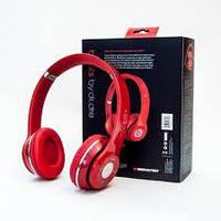 Наушники беспроводные Bluetooth Monster Beats Solo S460 c Мощным Звуком с mp3